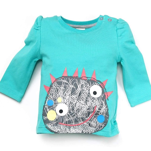 Messy Monster long sleeved top
