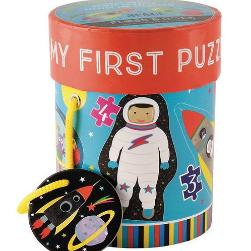 Space first puzzle