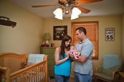 #newbornphotography #inhome #baby
