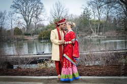 Cincinnati Zoo Wedding