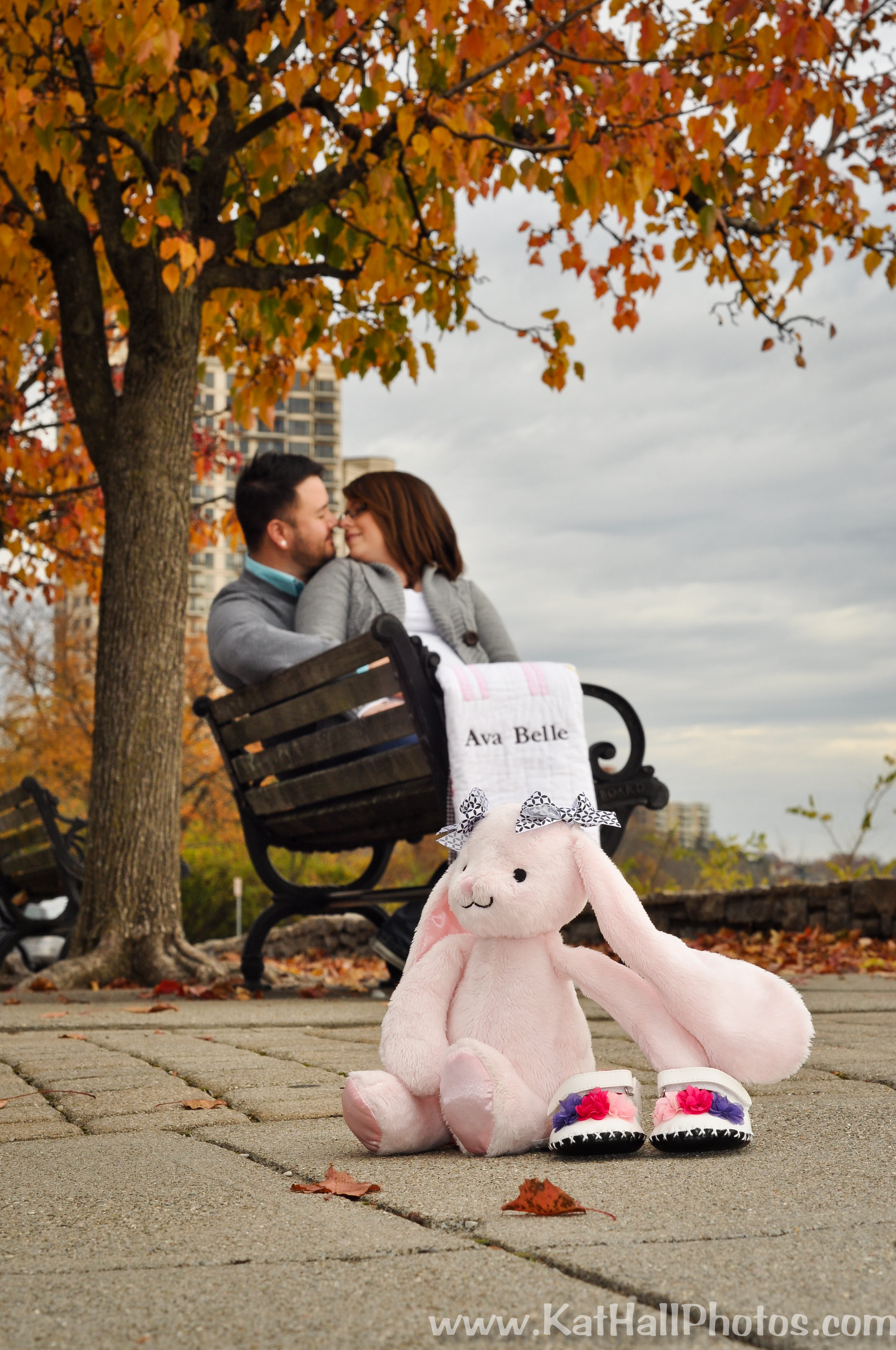 Eden  Park Maternity Photography