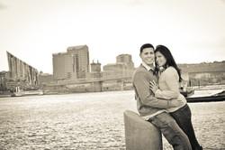 Ohio River Engagement