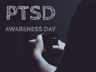 PTSD; You're not alone.