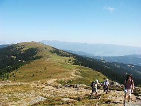 Wandern Klippitztörl