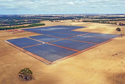 Northam Solar Farm Carnegie Clean Energy