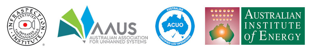 infraspection institute, aaus, australian association for unmanned systems, acuo, australian certified UAV operators, australian institute of energy, AIE, spectre uav concepts
