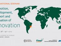 Finep e ABC promovem seminário internacional nos dias 28 e 29/8