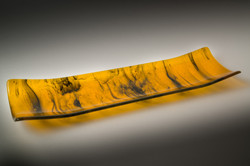 """Cloaked in Amber -17""""W x 4-1/2""""H"""