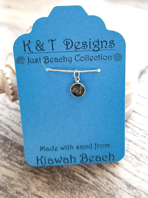 Kiawah Beach Sand Mini Charm