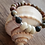 Thumbnail: St Petes Beach Sand Diffuser Bracelet with Ruby Turquoise and Lava Gemstone Bead
