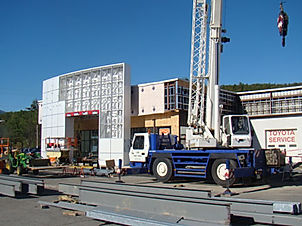 Berlin City Toyota >> Projects Ray S Electric And General Contracting United