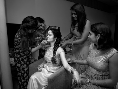 10 Important Make Up Tips for Good Wedding Photography