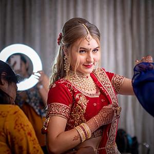 Hanna Weds Murali