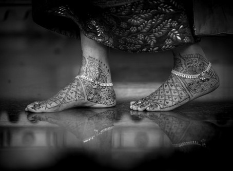 Wedding Photography : Colour & Black and White