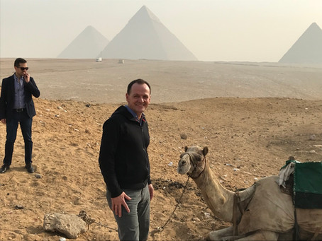 Trip to Egypt - February 2018