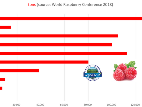 World Raspberry Conference in Bulgaria 2018