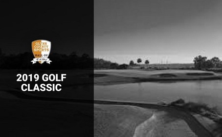Hall of Fame would like to thank those who have donated to golf classic