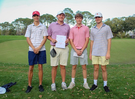 Hall announces winners in benefit tournament hosted by Sea Island
