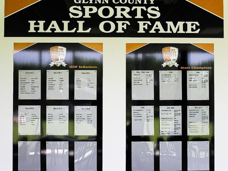 Hall unveils new display, will also honor state champions
