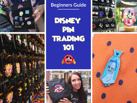 A Beginners Guide to Disney Pin Trading