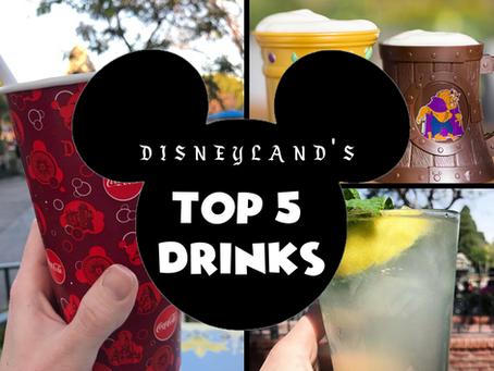 Disneyland's Top 5 Drinks