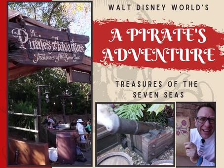 A Pirate's Adventure - Treasures of the Seven Seas