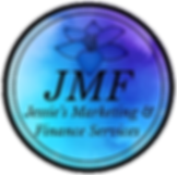 Logo for Jessies Marketing & Finance Services