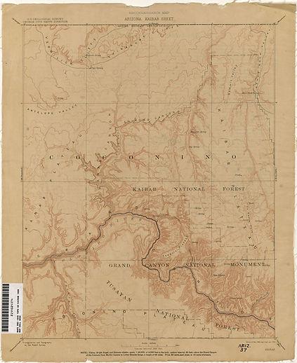 Tusayan Kaibab Forests 1886.jpg