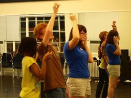 Theatre of the Oppressed Workshop