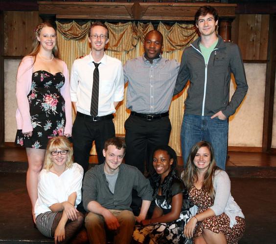 Atlanta Shakespeare Company Apprentice and Teacher