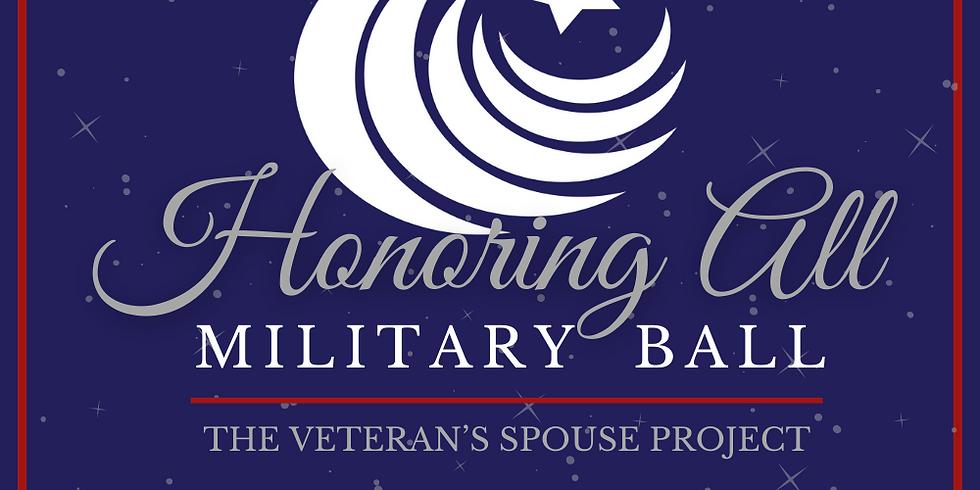 VSP's Honoring All Military Ball