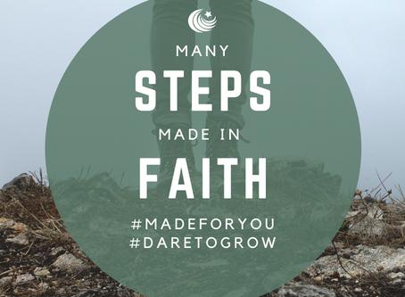 Steps in Faith