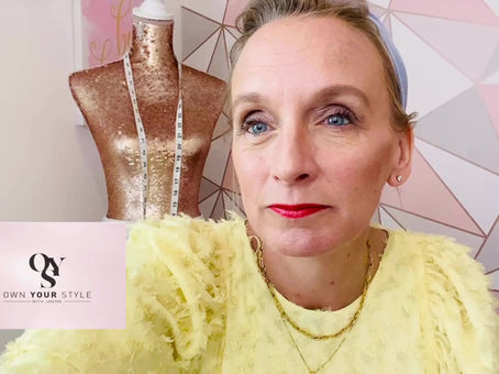 6 Week Online Style Masterclass - starting May 2020