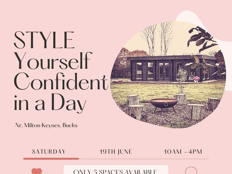 Style Yourself Confident in a Day!