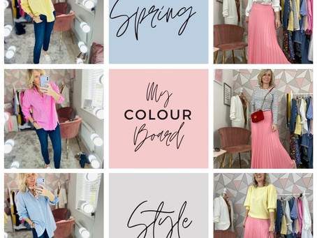 Spring Style Trend Review