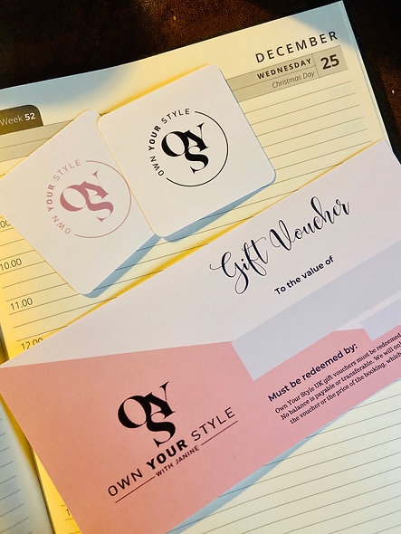 Own Your Style Gift Voucher
