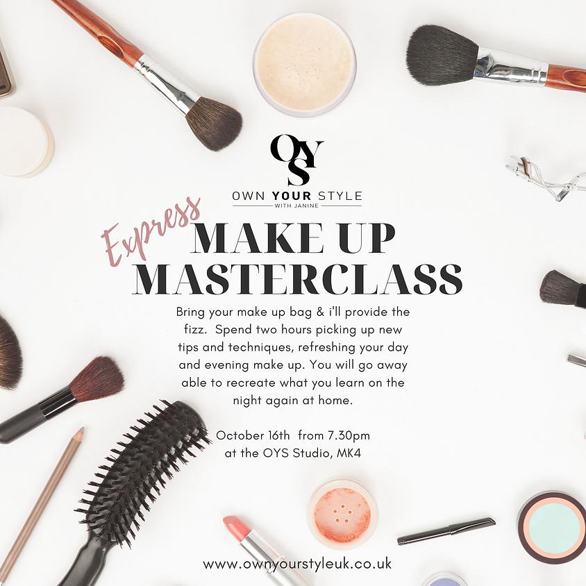 Make Up Masterclass