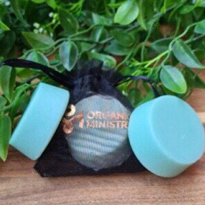 Jasmine & Magnolia Shampoo & Conditioner Bar Set