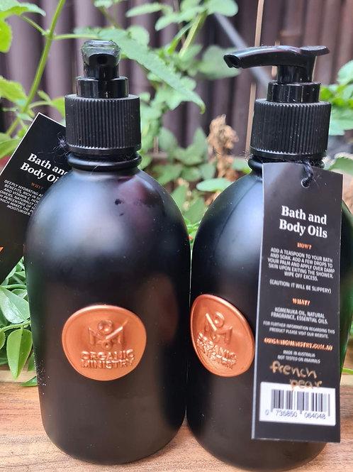 Bath & Body Oil's