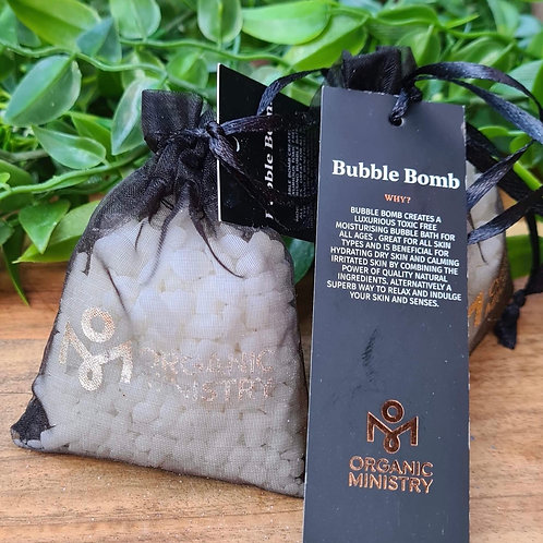 Bubble Bomb from Organic Ministry.