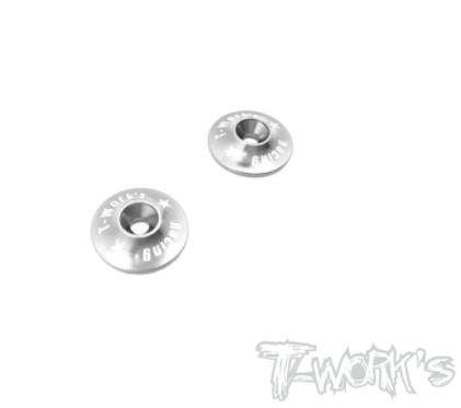 1/8 Aluminum Wing Washer 2 pcs