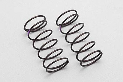 FRONT Shock Spring - Purple for CARPET/ASTRO