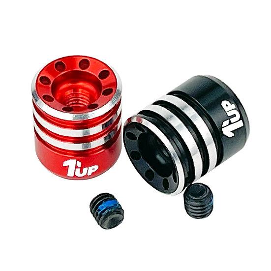 1UP Racing 1up Racing Heatsink Bullet Plug Grips