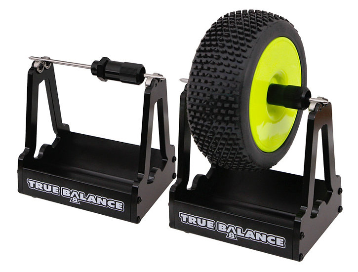 Muchmore 1:8 TRUE Wheel Balancer