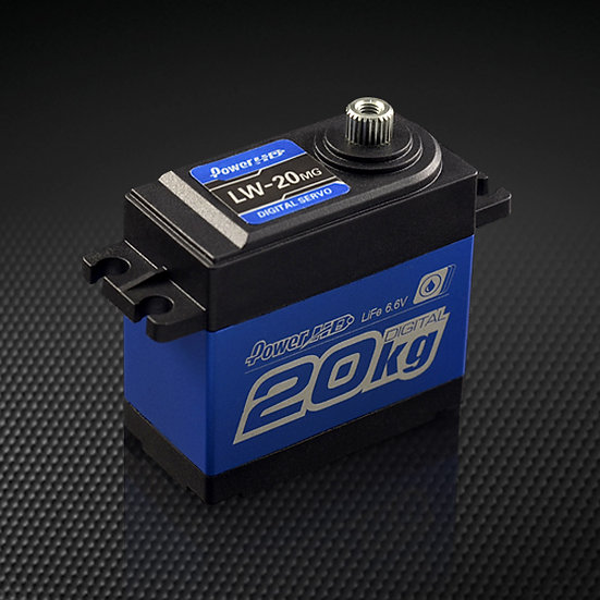 Power HD LW20 - WATERPROOF 6V HV DIGITAL Servo