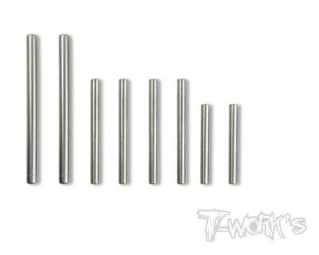 Titanium Hinge Pin - Team Associated RC10 B6/B6D/B6.1/T6.1