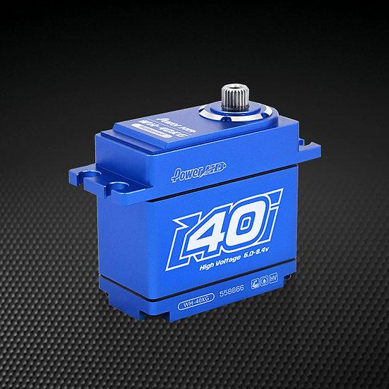 Power HD WH40 - HT WATERPROOF HV Coreless Servo