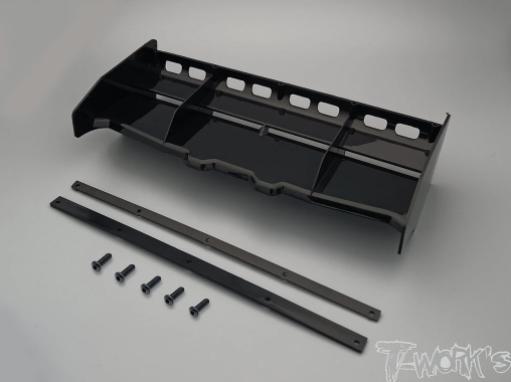 TWORKS 1/8 Airflow Buggy Wing - Black