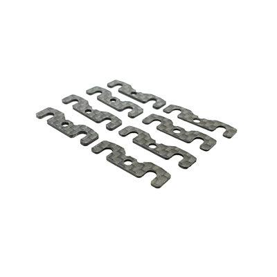 RCMAKER Roll Centre Shim Plate Set for Awesomatix (LA Arms)