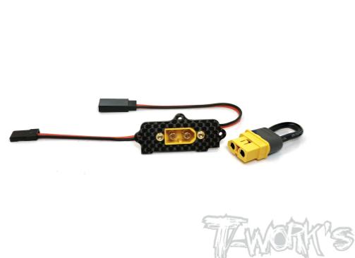 TWORKS Connector Style Switch - Kyosho MP9 TKI3/TKI4/MP10
